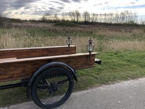 Rouwbakfiets